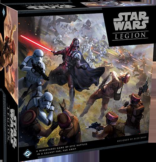 STAR WARS: LEGION Disponible ahora!