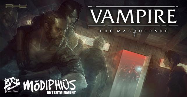 Vampire: the Masquerade 5a Edición