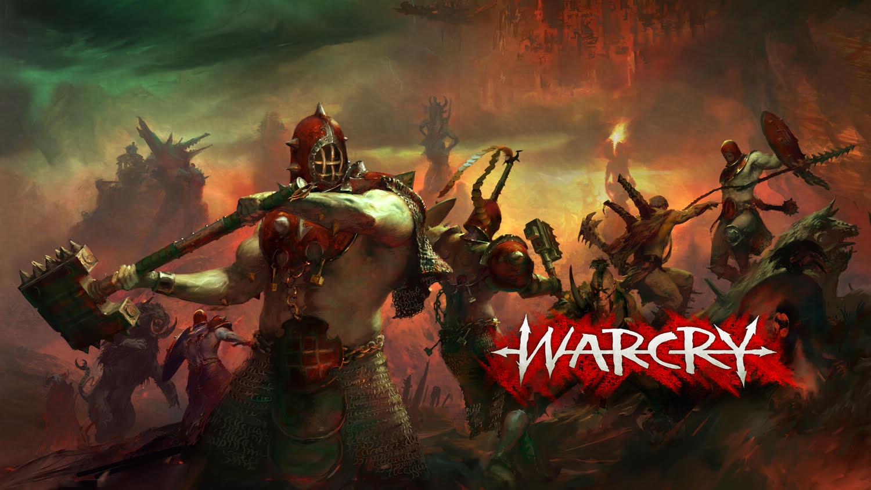 Warcry! Sábado 3 de Agosto