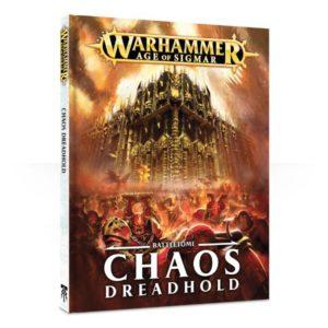 Battletome: Chaos Dreadhold (Inglés)