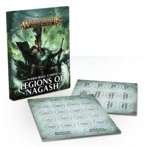Warscrolls: Legions of Nagash
