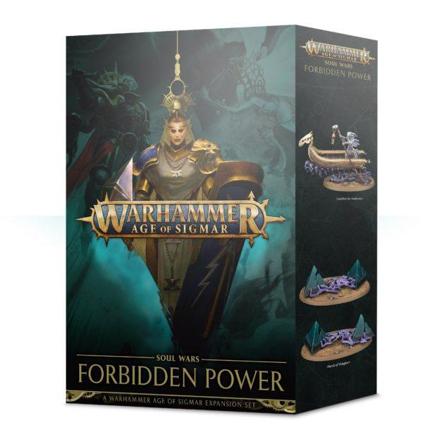 Warhammer AoS: Forbidden Power