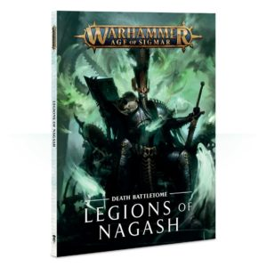 Battletome: Legions of Nagash (Español)