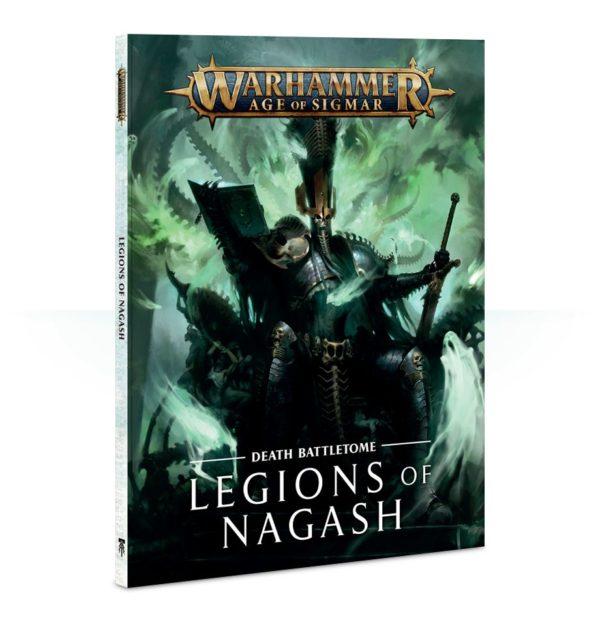Battletome: Legions of Nagash (Español)