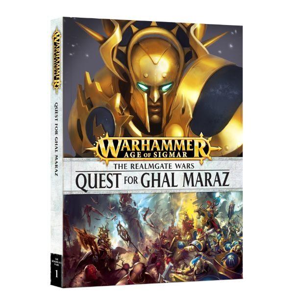 Quest for Ghal Maraz (Español)