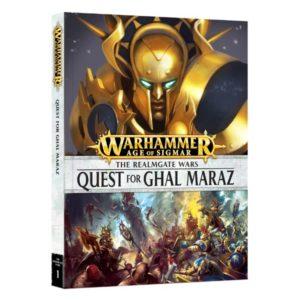 Quest for Ghal Maraz (Inglés)