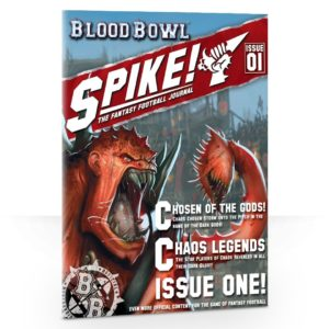 Spike! Journal 1