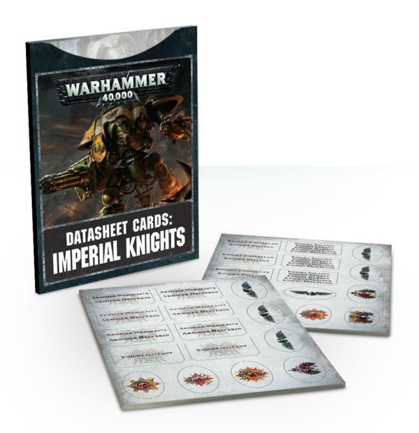 Datasheets: Imperial Knights