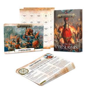 Warscrolls: Fyreslayers