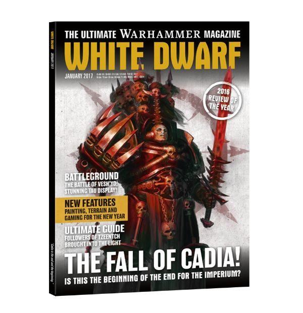 White Dwarf Enero 2017