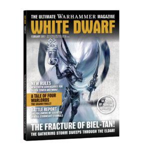 White Dwarf February 2017