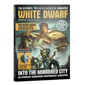White Dwarf October 2017