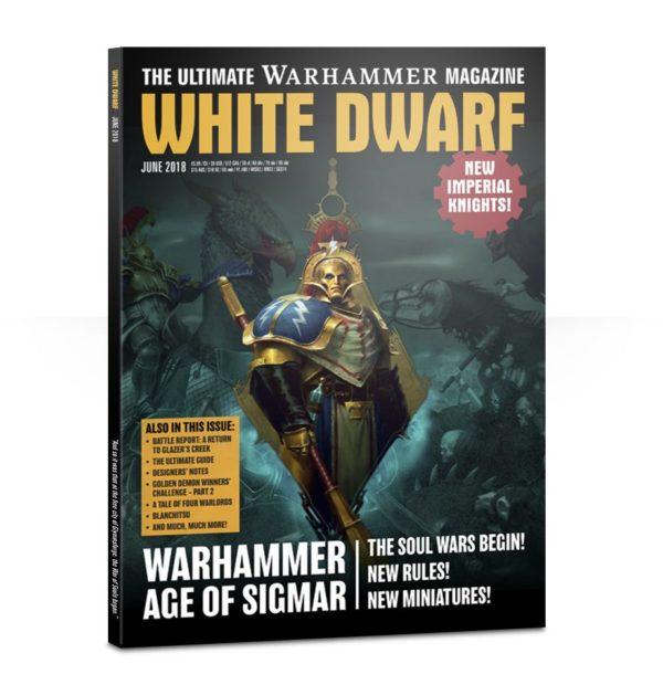 White Dwarf June 2018