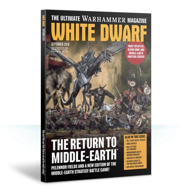 White Dwarf September 2018
