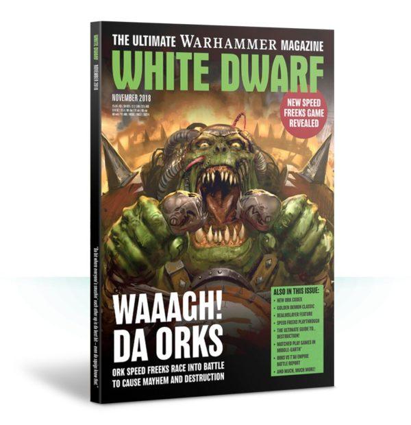 White Dwarf November 2018