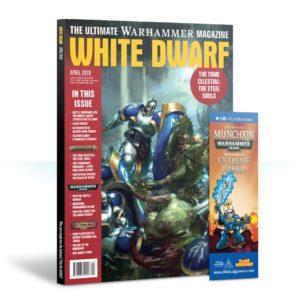 White Dwarf April 2019