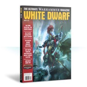 White Dwarf August 2019