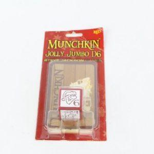 Munchkin Jolly Jumbo D6