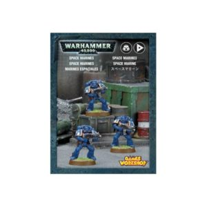 Space Marines (Dry Fit)