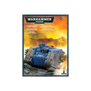 Land Raider Crusader/Redeemer