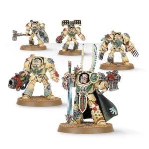 Deathwing Terminators / Deathwing Knights / Deathwing Command