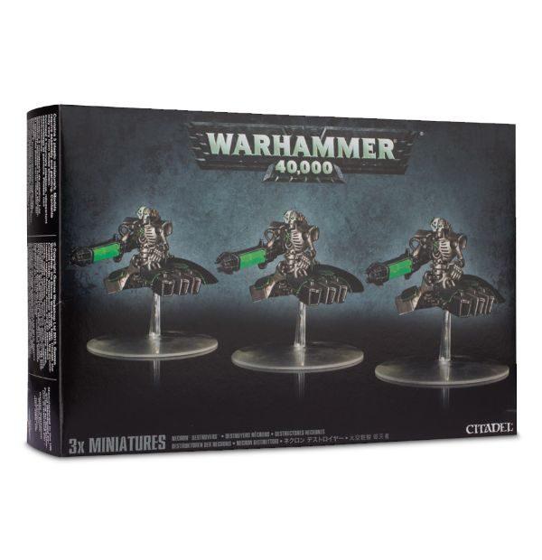 Necron Destroyers