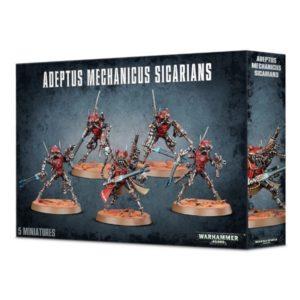 Adeptus Mechanicus Sicarian Infiltrators / Ruststalkers