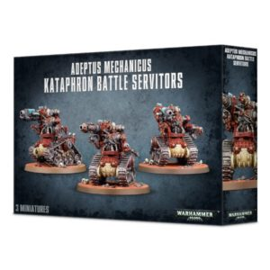 Adeptus Mechanicus Kataphron Battle Servitors
