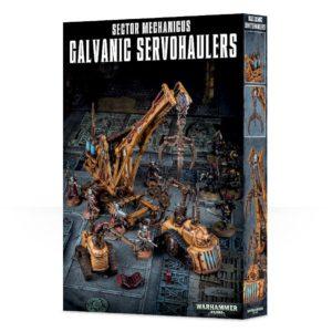 Galvanic Servohaulers
