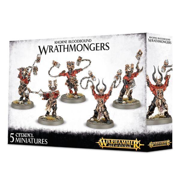 Khorne Wrathmongers / Skullreapers