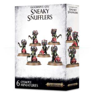 Sneaky Snufflers