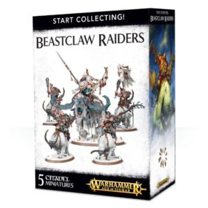 Start Collecting! Beastclaw Riders