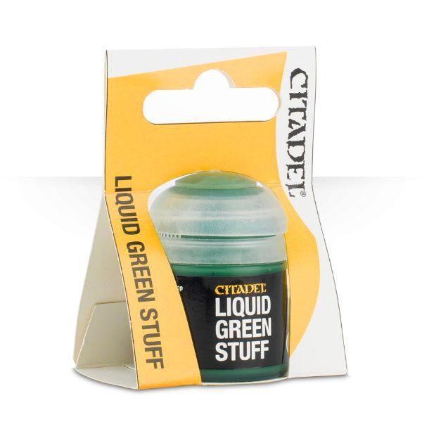 Liquid Green Stuff