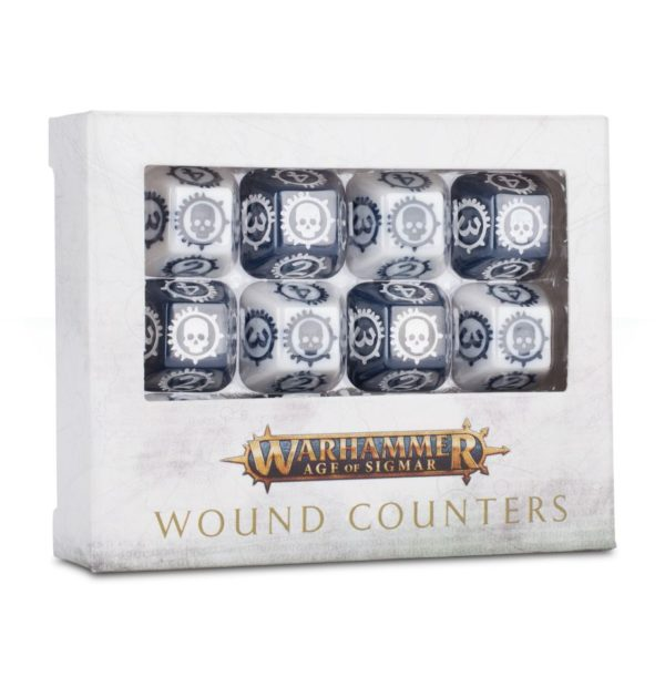 Warhammer AoS Wound Counters