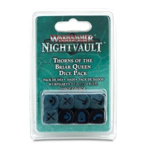 Thorns of the Briar Queen Dice Pack