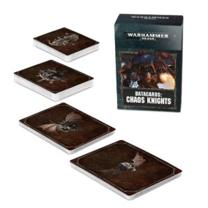 Datacards: Chaos Knights