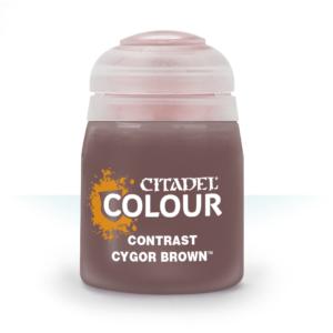 Cygor Brown