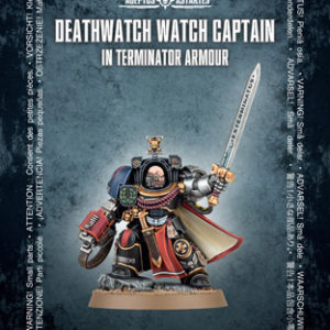 Deathwatch Captain Terminator