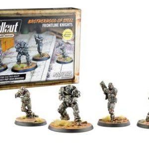 Fallout: Brotherhood of Steel Frontline Knights