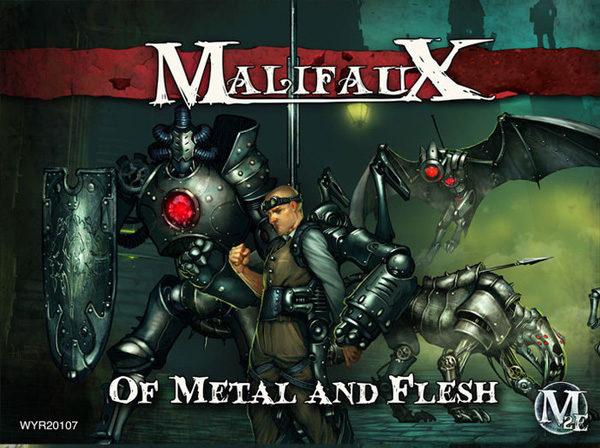 Of Metal and Flesh