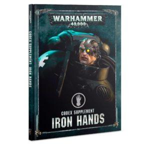 Codex: Iron Hands