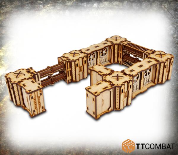 TTCombat Iron Labyrinth Gamma