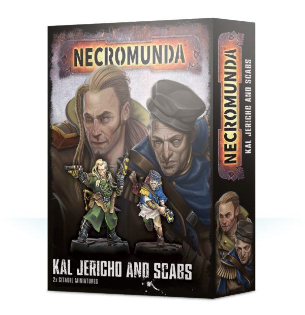 Kal Jericho & Scabs
