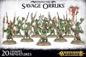 Savage Orruks