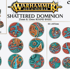 Shattered Dominion 25 & 32mm