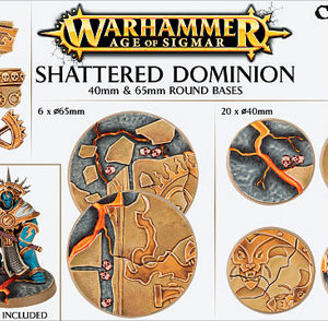 Shattered Dominion 40 & 65mm
