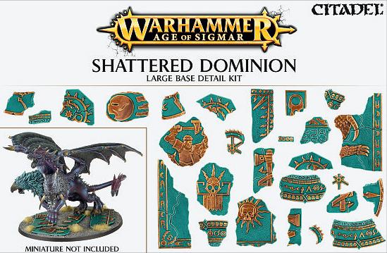 Shattered Dominion Detail Kit