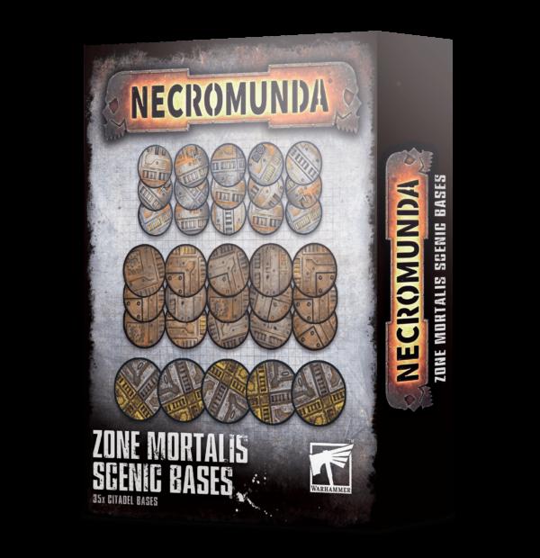 Zone Mortalis Scenic Bases