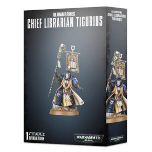 Chief Librarian Tigurius