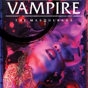 Vampire: The Masquerade 5th Ed.